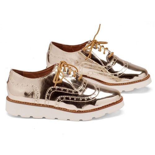 Laranja_Lima_Shoes_Sapatos_Femininos_Oxford_Laranja_Lima_Shoes_em_Spechio_Metalizado_-_Codigo_-_3413_1