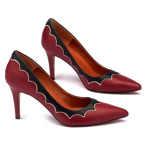Laranja_Lima_Shoes_Sapatos_Femininos_Scarpin_Bico_Fino_em_Couro_Vinho_-_Codigo_-_3438_1