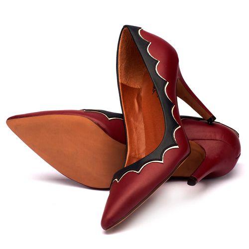 Laranja_Lima_Shoes_Sapatos_Femininos_Scarpin_Bico_Fino_em_Couro_Vinho_-_Codigo_-_3438_2