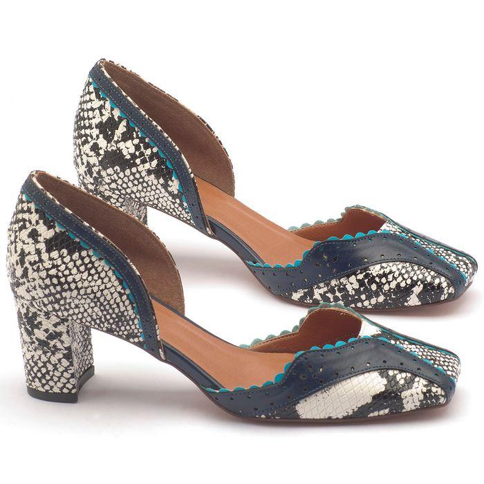 Laranja_Lima_Shoes_Sapatos_Femininos_Scarpin_Bico_Quadrado_Salto_de_6_cm_em_Partes_em_Couro_e_Partes_em_Sintetico_Azul_-_Codigo_-_3443_1