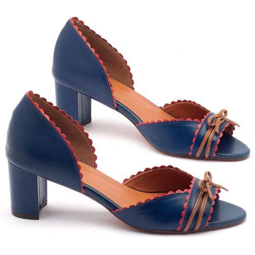 Laranja_Lima_Shoes_Sapatos_Femininos_Sandalia_Laranja_Lima_Shoes_Classic_Salto_de_6_cm_em_Couro_Marinho_-_Codigo_-_3472_1