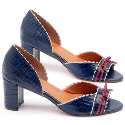 Laranja_Lima_Shoes_Sapatos_Femininos_Sandalia_Laranja_Lima_Shoes_Classic_Salto_de_6_cm_em_Couro_Bicolor_-_Codigo_-_3472_1