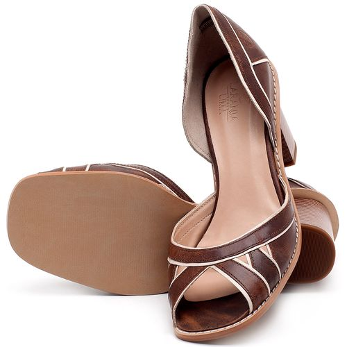 Laranja_Lima_Shoes_Sapatos_Femininos_Sandalia_Laranja_Lima_Shoes_Classic_Salto_de_6_cm_em_Material_Misto_Marrom_-_Codigo_-_3489_2