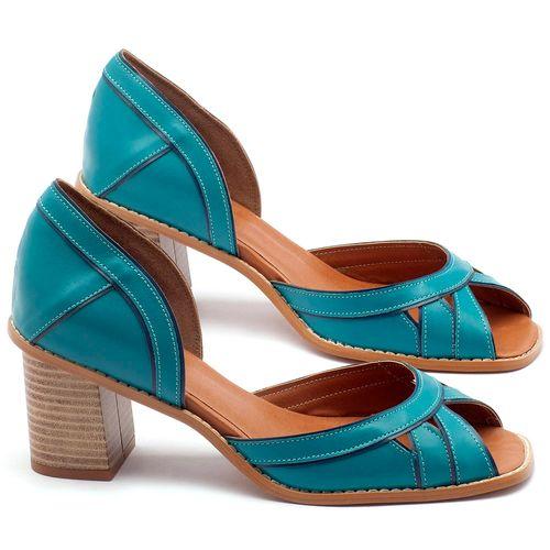 Laranja_Lima_Shoes_Sapatos_Femininos_Sandalia_Laranja_Lima_Shoes_Classic_Salto_de_6_cm_em_Material_Misto_Azul_-_Codigo_-_3489_1