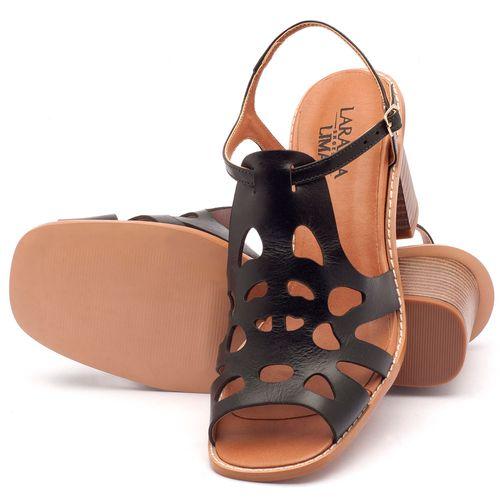 Laranja_Lima_Shoes_Sapatos_Femininos_Sandalia_Laranja_Lima_Shoes_Classic_Salto_de_6_cm_em_Couro_Preto_-_Codigo_-_3508_2