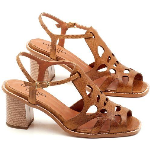 Laranja_Lima_Shoes_Sapatos_Femininos_Sandalia_Laranja_Lima_Shoes_Classic_Salto_de_6_cm_em_Couro_Caramelo_-_Codigo_-_3508_1