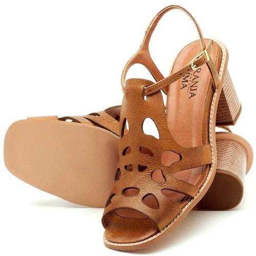 Laranja_Lima_Shoes_Sapatos_Femininos_Sandalia_Laranja_Lima_Shoes_Classic_Salto_de_6_cm_em_Couro_Caramelo_-_Codigo_-_3508_2
