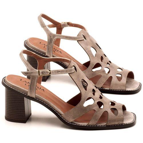 Laranja_Lima_Shoes_Sapatos_Femininos_Sandalia_Laranja_Lima_Shoes_Classic_Salto_de_6_cm_em_Couro_Off-White_-_Codigo_-_3508_1