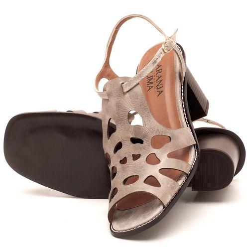 Laranja_Lima_Shoes_Sapatos_Femininos_Sandalia_Laranja_Lima_Shoes_Classic_Salto_de_6_cm_em_Couro_Off-White_-_Codigo_-_3508_2