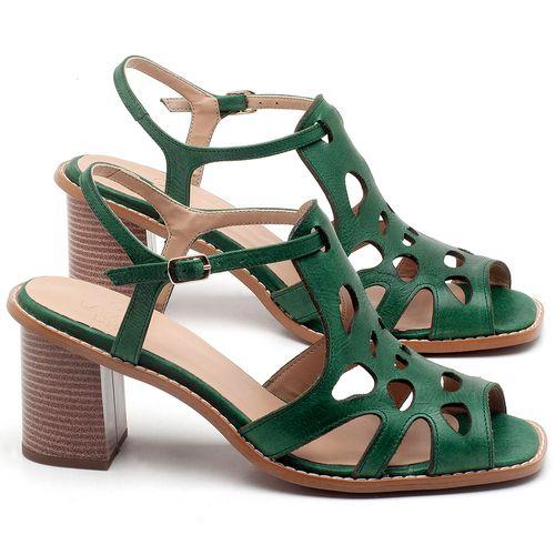 Laranja_Lima_Shoes_Sapatos_Femininos_Sandalia_Laranja_Lima_Shoes_Classic_Salto_de_6_cm_em_Couro_Verde_-_Codigo_-_3508_1