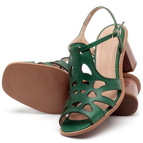 Laranja_Lima_Shoes_Sapatos_Femininos_Sandalia_Laranja_Lima_Shoes_Classic_Salto_de_6_cm_em_Couro_Verde_-_Codigo_-_3508_2