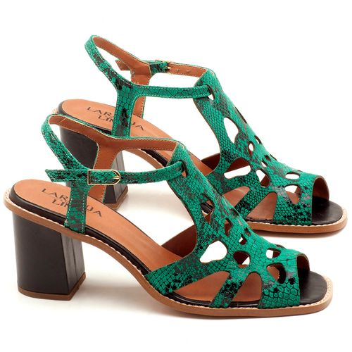 Laranja_Lima_Shoes_Sapatos_Femininos_Sandalia_Laranja_Lima_Shoes_Classic_Salto_de_6_cm_em_Couro_Bicolor_-_Codigo_-_3508_1