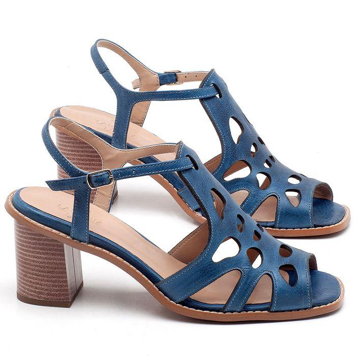 Laranja_Lima_Shoes_Sapatos_Femininos_Sandalia_Laranja_Lima_Shoes_Classic_Salto_de_6_cm_em_Couro_Marinho_-_Codigo_-_3508_1
