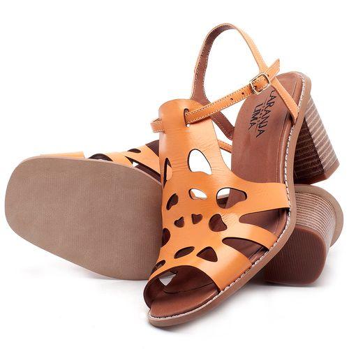 Laranja_Lima_Shoes_Sapatos_Femininos_Sandalia_Laranja_Lima_Shoes_Classic_Salto_de_6_cm_em_Couro_Laranja_-_Codigo_-_3508_2