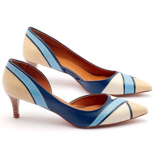 Laranja_Lima_Shoes_Sapatos_Femininos_Scarpin_Salto_Medio_de_5_cm_em_Couro_Bicolor_-_Codigo_-_3516_1