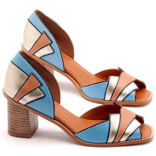 Laranja_Lima_Shoes_Sapatos_Femininos_Sandalia_Laranja_Lima_Shoes_Classic_Salto_de_6_cm_em_Couro_Multicolor_-_Codigo_-_3534_1