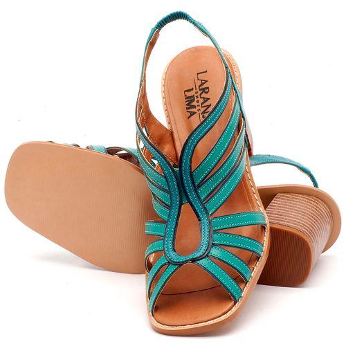 Laranja_Lima_Shoes_Sapatos_Femininos_Sandalia_Laranja_Lima_Shoes_Classic_Salto_de_6_cm_em_Couro_Azul_-_Codigo_-_3538_2