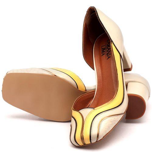Laranja_Lima_Shoes_Sapatos_Femininos_Scarpin_Salto_Medio_de_6_cm_em_Couro_Off-White_-_Codigo_-_3540_2