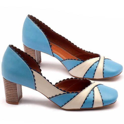 Laranja_Lima_Shoes_Sapatos_Femininos_Scarpin_Salto_Medio_de_6_cm_em_Couro_Azul_-_Codigo_-_3541_1