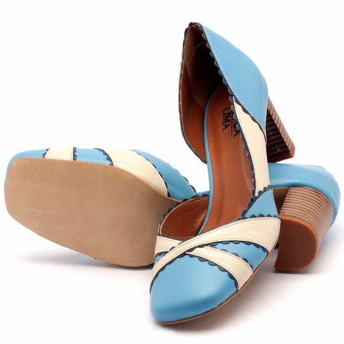 Laranja_Lima_Shoes_Sapatos_Femininos_Scarpin_Salto_Medio_de_6_cm_em_Couro_Azul_-_Codigo_-_3541_2