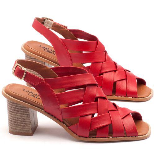Laranja_Lima_Shoes_Sapatos_Femininos_Sandalia_Laranja_Lima_Shoes_Classic_Salto_de_6_cm_em_Couro_Vermelho_-_Codigo_-_3544_1