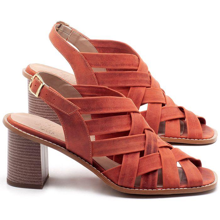 Laranja_Lima_Shoes_Sapatos_Femininos_Sandalia_Laranja_Lima_Shoes_Classic_Salto_de_6_cm_em_Couro_Laranja_-_Codigo_-_3544_1