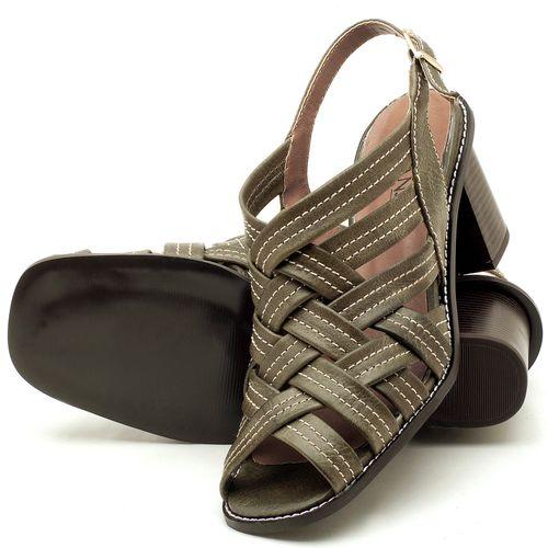 Laranja_Lima_Shoes_Sapatos_Femininos_Sandalia_Laranja_Lima_Shoes_Classic_Salto_de_6_cm_em_Couro_Musgo_-_Codigo_-_3544_2