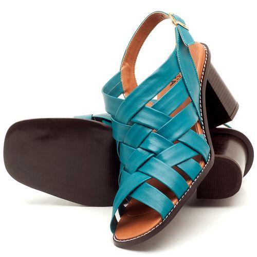 Laranja_Lima_Shoes_Sapatos_Femininos_Sandalia_Laranja_Lima_Shoes_Classic_Salto_de_6_cm_em_Couro_Azul_-_Codigo_-_3544_2