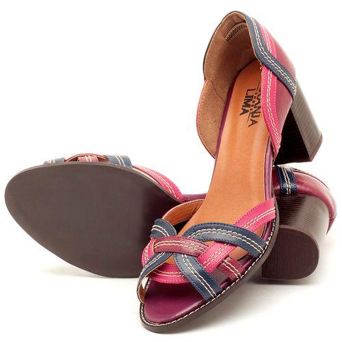Laranja_Lima_Shoes_Sapatos_Femininos_Sandalia_Laranja_Lima_Shoes_Classic_Salto_de_6_cm_em_Couro_Multicolor_-_Codigo_-_3545_2