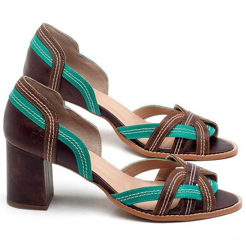 Laranja_Lima_Shoes_Sapatos_Femininos_Sandalia_Laranja_Lima_Shoes_Classic_Salto_de_6_cm_em_Couro_Multicolor_-_Codigo_-_3545_1