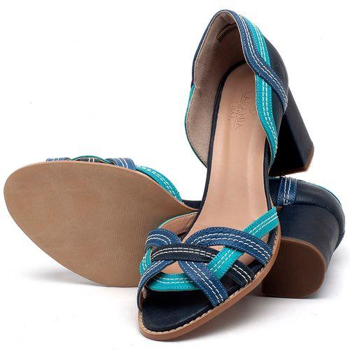 Laranja_Lima_Shoes_Sapatos_Femininos_Sandalia_Laranja_Lima_Shoes_Classic_Salto_de_6_cm_em_Couro_Bicolor_-_Codigo_-_3545_2