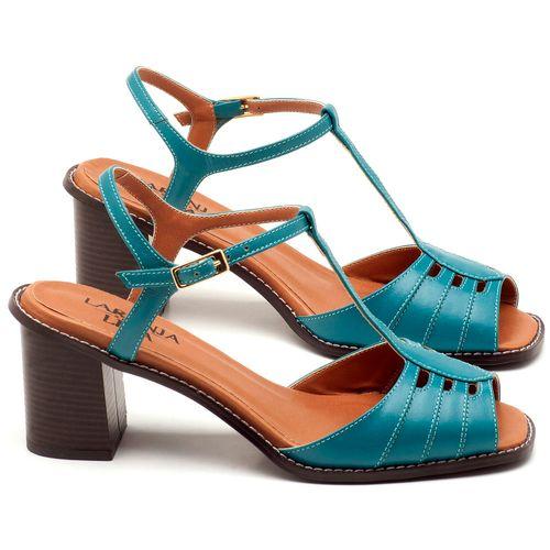 Laranja_Lima_Shoes_Sapatos_Femininos_Sandalia_Laranja_Lima_Shoes_Classic_Salto_de_6_cm_em_Couro_Azul_-_Codigo_-_3552_1