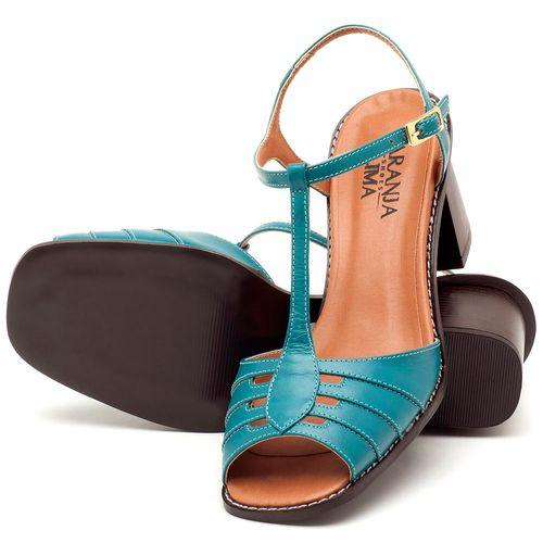 Laranja_Lima_Shoes_Sapatos_Femininos_Sandalia_Laranja_Lima_Shoes_Classic_Salto_de_6_cm_em_Couro_Azul_-_Codigo_-_3552_2