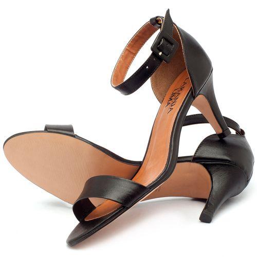 Laranja_Lima_Shoes_Sapatos_Femininos_Sandalia_Laranja_Lima_Shoes_Classic_Salto_de_7_cm_em_Couro_Preto_-_Codigo_-_3553_2