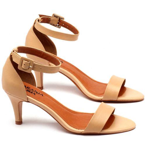 Laranja_Lima_Shoes_Sapatos_Femininos_Sandalia_Laranja_Lima_Shoes_Classic_Salto_de_7_cm_em_Couro_Bege_-_Codigo_-_3553_1