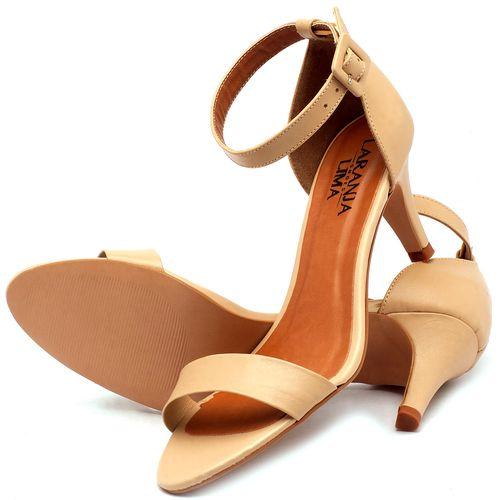 Laranja_Lima_Shoes_Sapatos_Femininos_Sandalia_Laranja_Lima_Shoes_Classic_Salto_de_7_cm_em_Couro_Bege_-_Codigo_-_3553_2