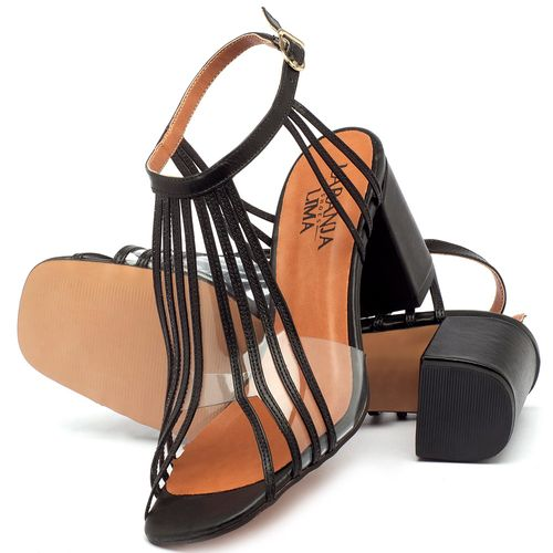 Laranja_Lima_Shoes_Sapatos_Femininos_Sandalia_Laranja_Lima_Shoes_Classic_Salto_de_6_cm_em_Couro_Preto_-_Codigo_-_3557_2