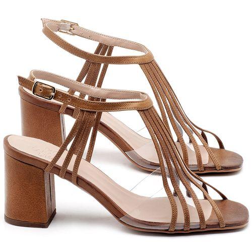 Laranja_Lima_Shoes_Sapatos_Femininos_Sandalia_Laranja_Lima_Shoes_Classic_Salto_de_6_cm_em_Couro_Marrom_-_Codigo_-_3557_1