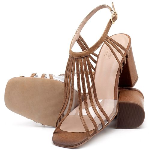 Laranja_Lima_Shoes_Sapatos_Femininos_Sandalia_Laranja_Lima_Shoes_Classic_Salto_de_6_cm_em_Couro_Marrom_-_Codigo_-_3557_2