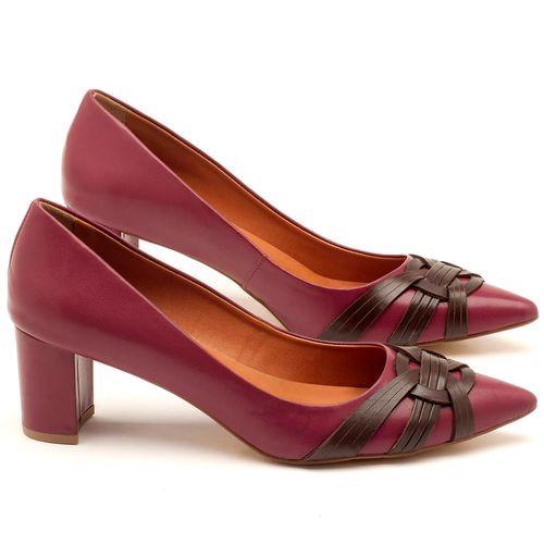 Laranja_Lima_Shoes_Sapatos_Femininos_Scarpin_Salto_Medio_de_6_cm_em_Couro_Vinho_-_Codigo_-_3563_1