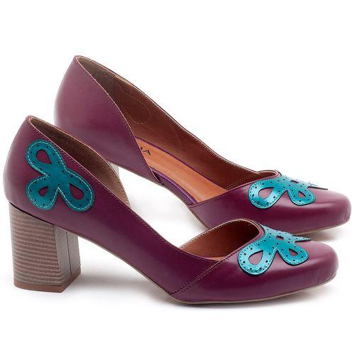 Laranja_Lima_Shoes_Sapatos_Femininos_Scarpin_Salto_Medio_de_6_cm_em_Couro_Roxo_-_Codigo_-_3566_1