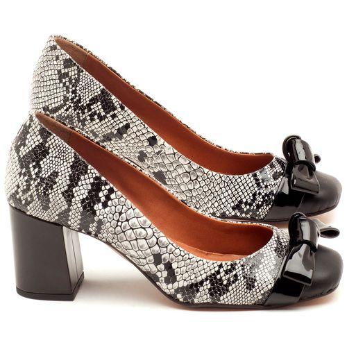 Laranja_Lima_Shoes_Sapatos_Femininos_Scarpin_Salto_Medio_de_6_cm_em_Couro_Bicolor_-_Codigo_-_3568_1