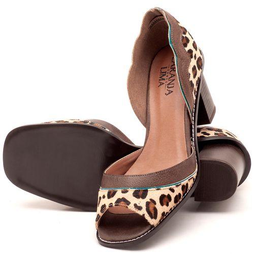 Laranja_Lima_Shoes_Sapatos_Femininos_Sandalia_Laranja_Lima_Shoes_Classic_Salto_de_6_cm_em_Couro_Bicolor_-_Codigo_-_3569_2