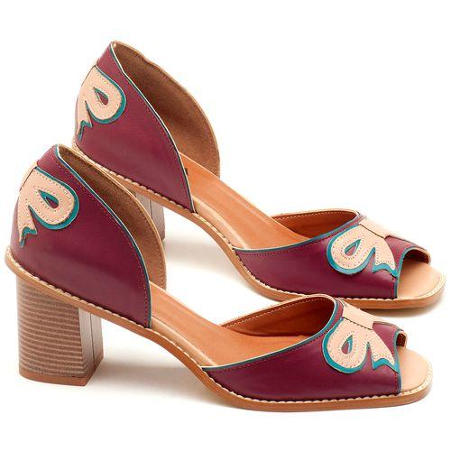 Laranja_Lima_Shoes_Sapatos_Femininos_Sandalia_Laranja_Lima_Shoes_Classic_Salto_de_6_cm_em_Couro_Vinho_-_Codigo_-_3575_1