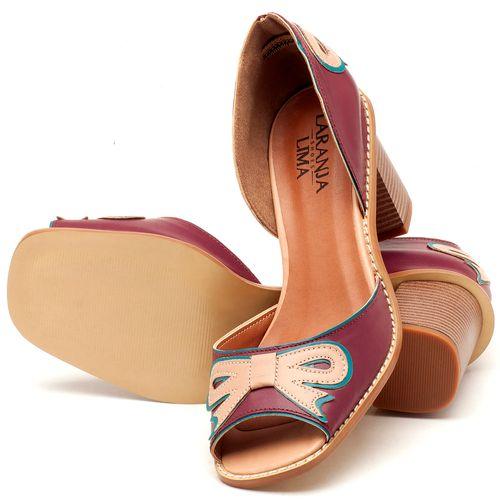 Laranja_Lima_Shoes_Sapatos_Femininos_Sandalia_Laranja_Lima_Shoes_Classic_Salto_de_6_cm_em_Couro_Vinho_-_Codigo_-_3575_2