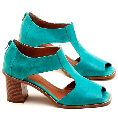Laranja_Lima_Shoes_Sapatos_Femininos_Sandalia_Laranja_Lima_Shoes_Classic_Salto_de_6_cm_em_Couro_Azul_-_Codigo_-_3581_1