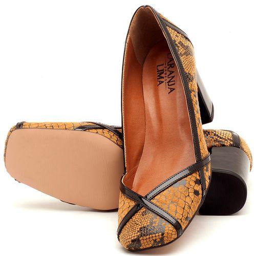 Laranja_Lima_Shoes_Sapatos_Femininos_Scarpin_Salto_Medio_de_6_cm_em_Couro_Bicolor_-_Codigo_-_3589_2