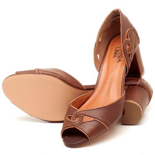 Laranja_Lima_Shoes_Sapatos_Femininos_Sandalia_Laranja_Lima_Shoes_Classic_Salto_de_6_cm_em_Couro_Caramelo_-_Codigo_-_3595_2