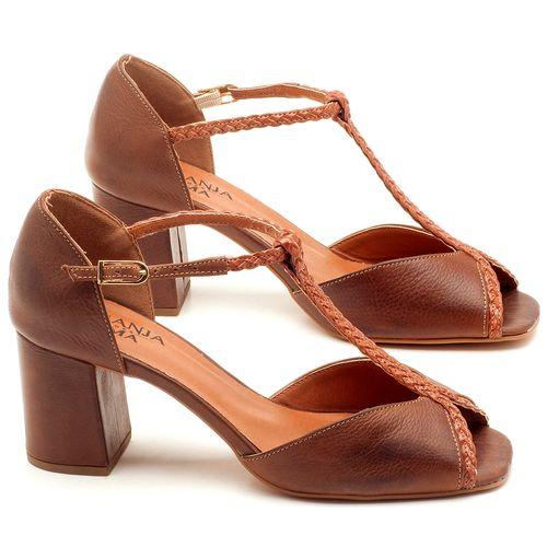 Laranja_Lima_Shoes_Sapatos_Femininos_Sandalia_Laranja_Lima_Shoes_Classic_Salto_de_6_cm_em_Couro_Marrom_-_Codigo_-_3596_1