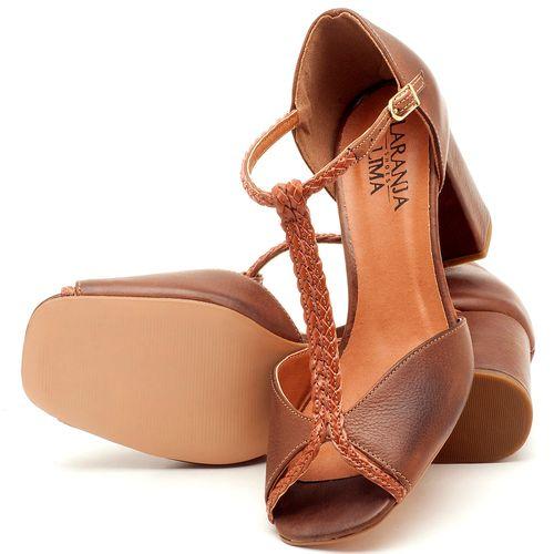 Laranja_Lima_Shoes_Sapatos_Femininos_Sandalia_Laranja_Lima_Shoes_Classic_Salto_de_6_cm_em_Couro_Marrom_-_Codigo_-_3596_2